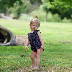 8 sizes: Baby Runaround Romper and Mini Dress