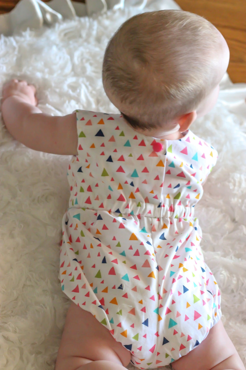 Baby Runaround Romper and Mini Dress