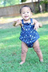 8 sizes: Bubble Up Romper