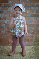Bubble Up Romper