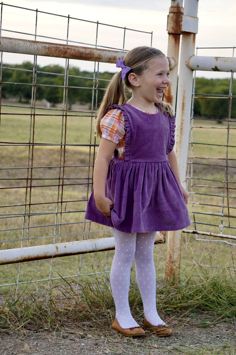 12 sizes: Every Which Way Pinafore