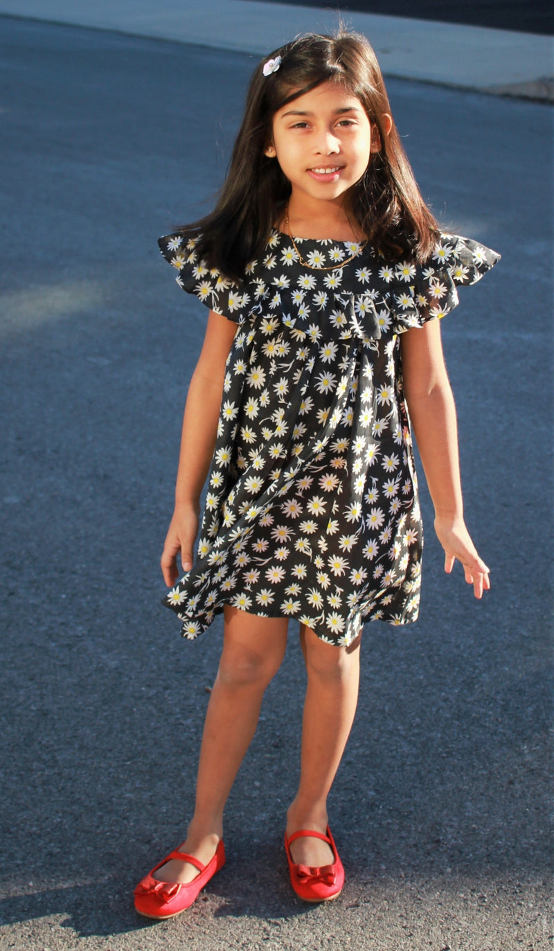 Fluffernutter Tunic, Dress, and Shorts