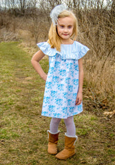 12 sizes: Fluffernutter Tunic, Dress, and Shorts