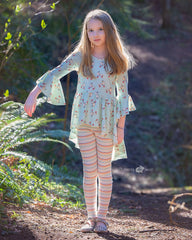 10 sizes: Roundabout Knit Tunic and Dress with Hi Lo Hem