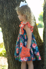 Junebug Tunic or Dress with Detachable Apron