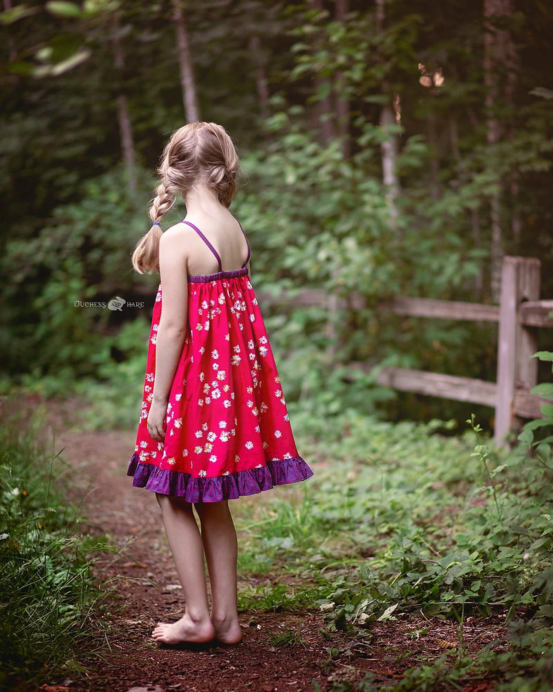 12 sizes: Ladybird Boho Dress