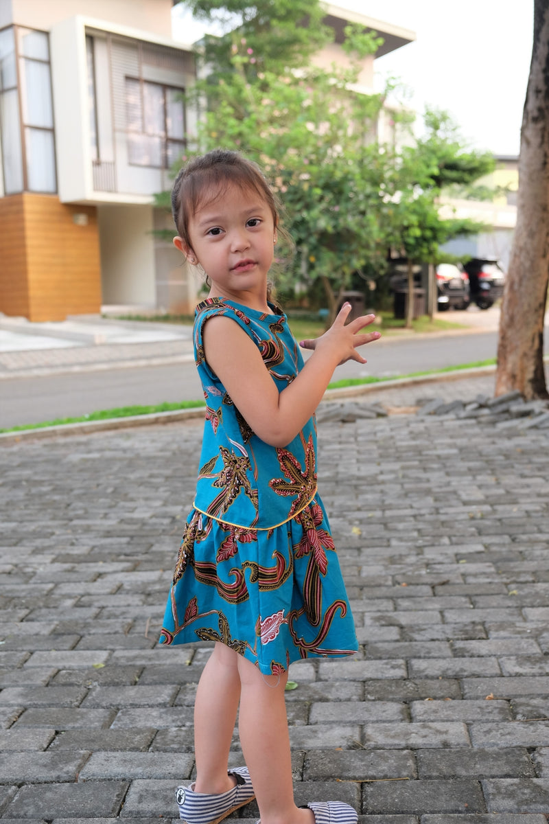 12 sizes: Lowrider Tunic and Dress