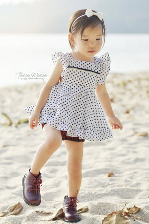 Mini Pinny Pinafore and Romper - Duchess & Hare