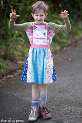Monster Mash Pinafore