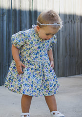 Muttonchop Blouse and Dress
