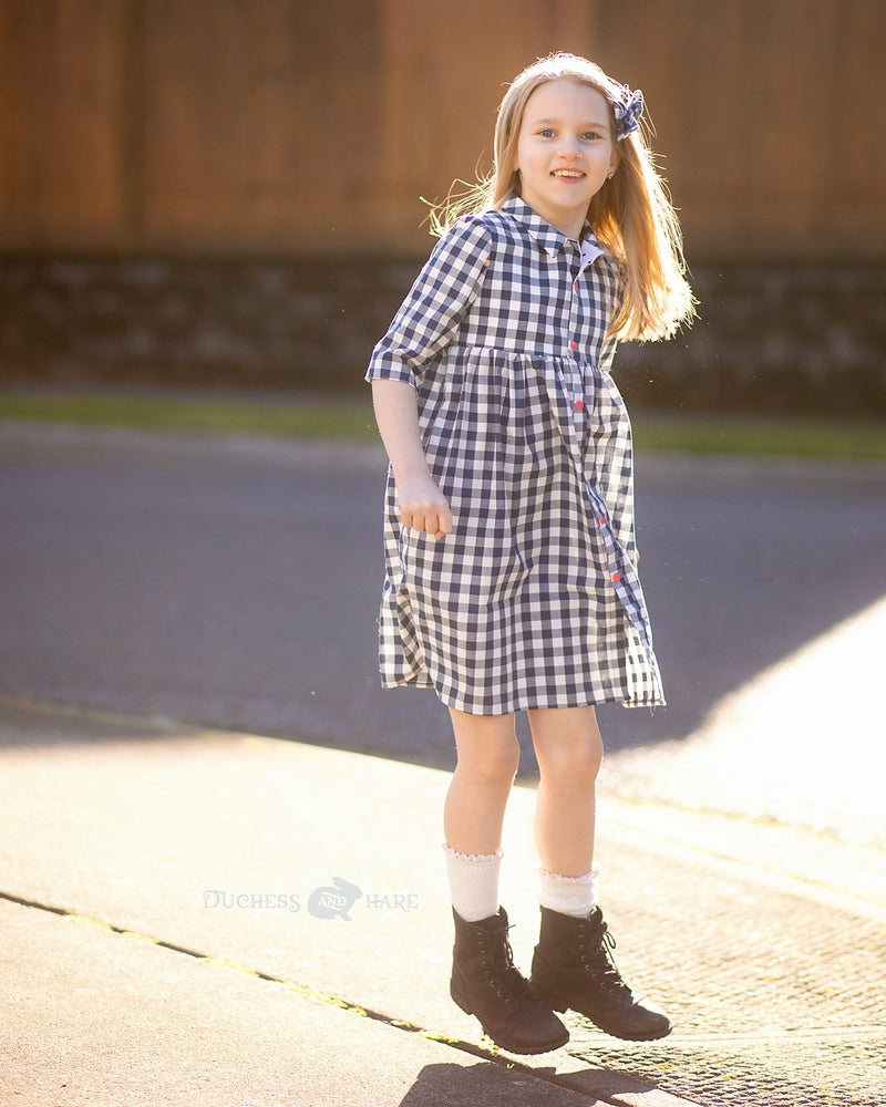 Off the Cuff Dress - Duchess & Hare