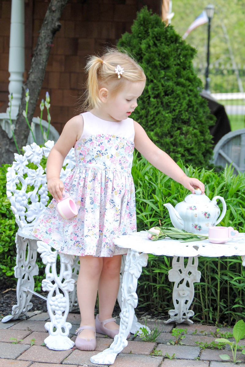 Petit Four Dress and Apron