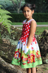 Pocketful of Sunshine Sailor Dress