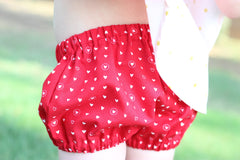Pucker Up Bloomers and Shorts