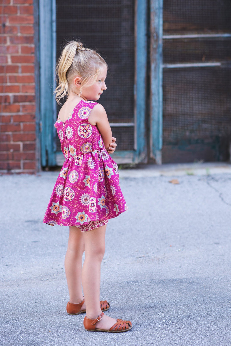 10 sizes: Runaround Romper and Mini Dress