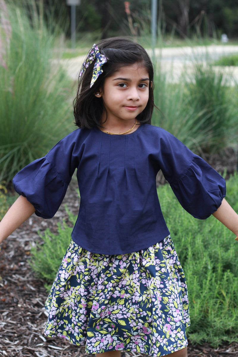 12 sizes: Storybook Top and Dress