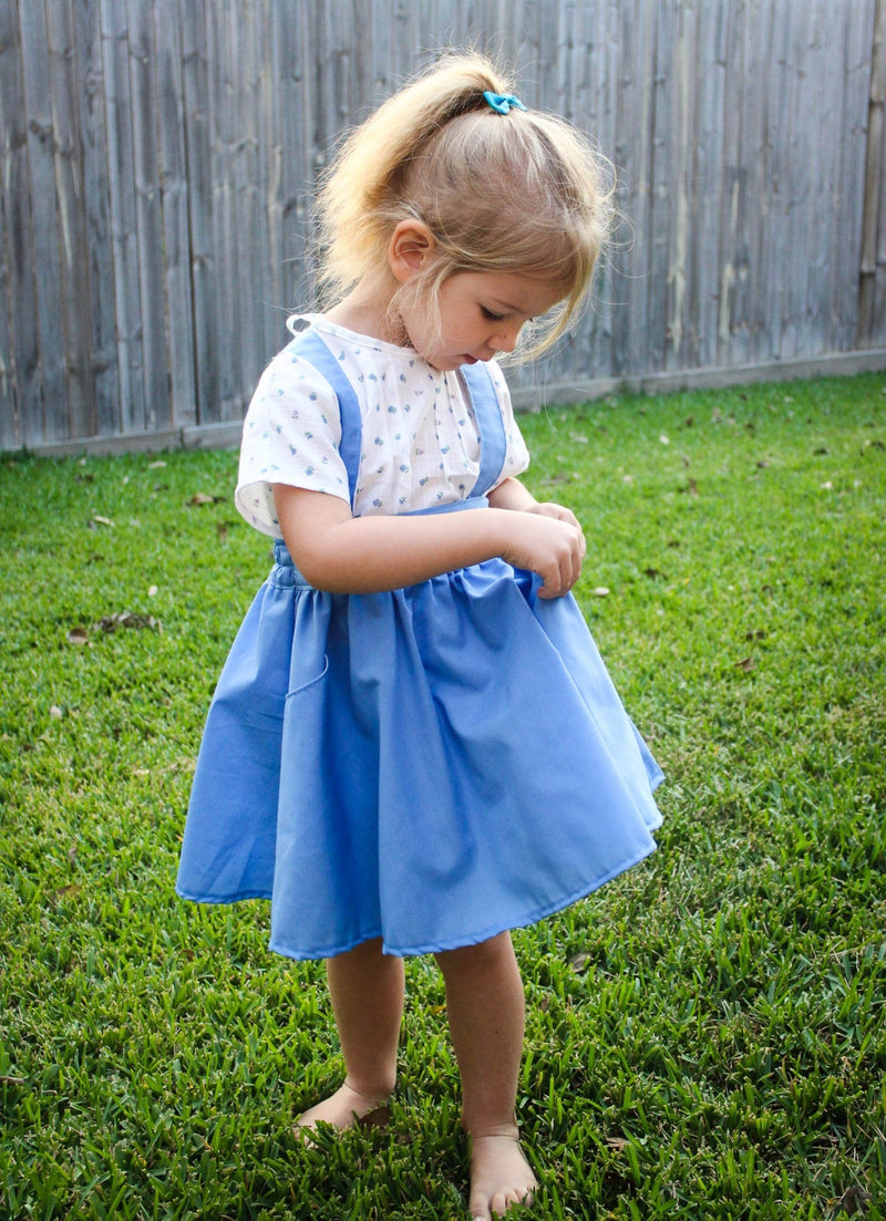 Storybook Top and Dress