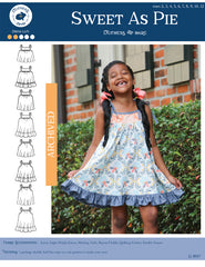 10 sizes: Sweet as Pie Tunic and Dress