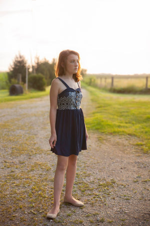 TEEN Sleeveless in Seattle Dress - Duchess & Hare
