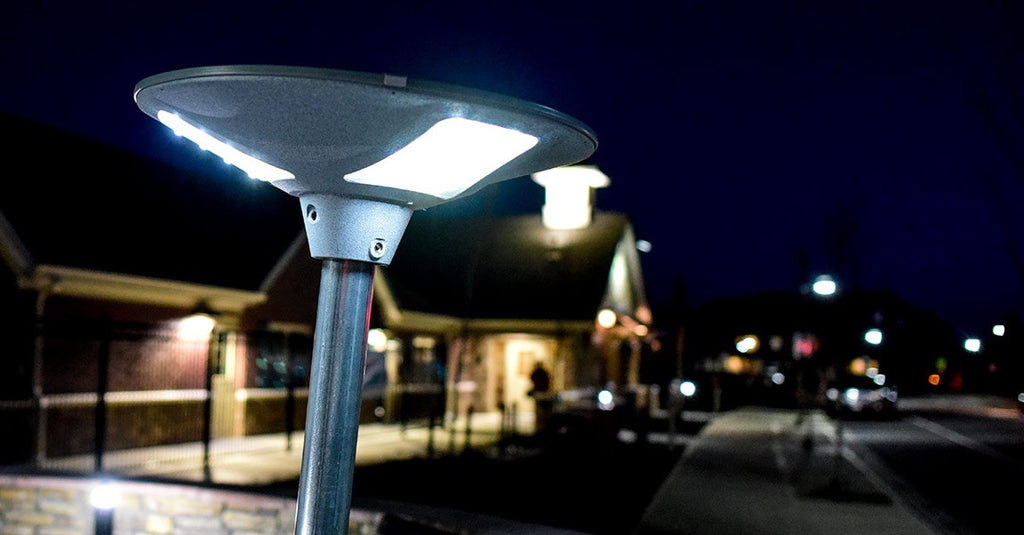 Solar Facility Lighting Solution