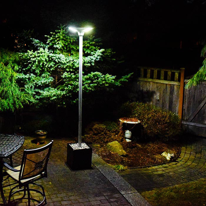 Geolite Solar Garden, Campus & Walkway Light
