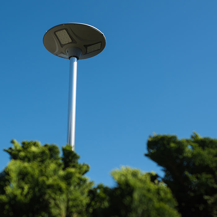 Geolite Solar Light Post