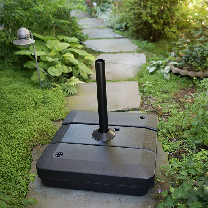 Geolite Solar Light Base Stand