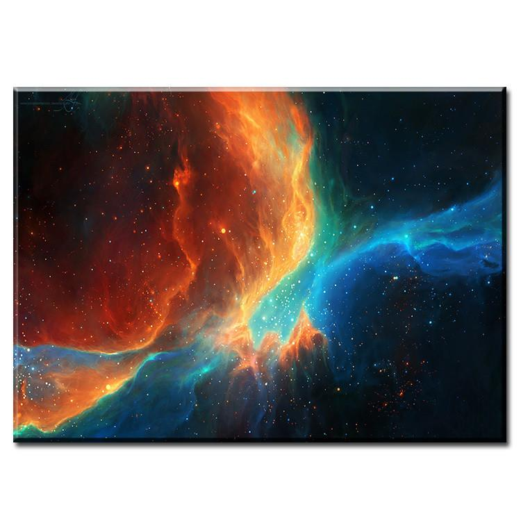 Deep Space Nebula - CanvasDec - Canvas Wall Art | Canvas Prints | Ready To Hang