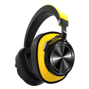 Bluetooth Headsets With Microphone - Yellow / Spain