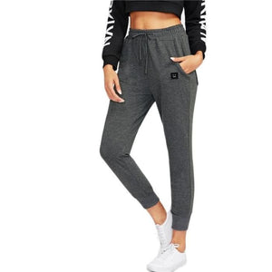 Carrot Sweatpants - Grey / S - Jogging Bottoms