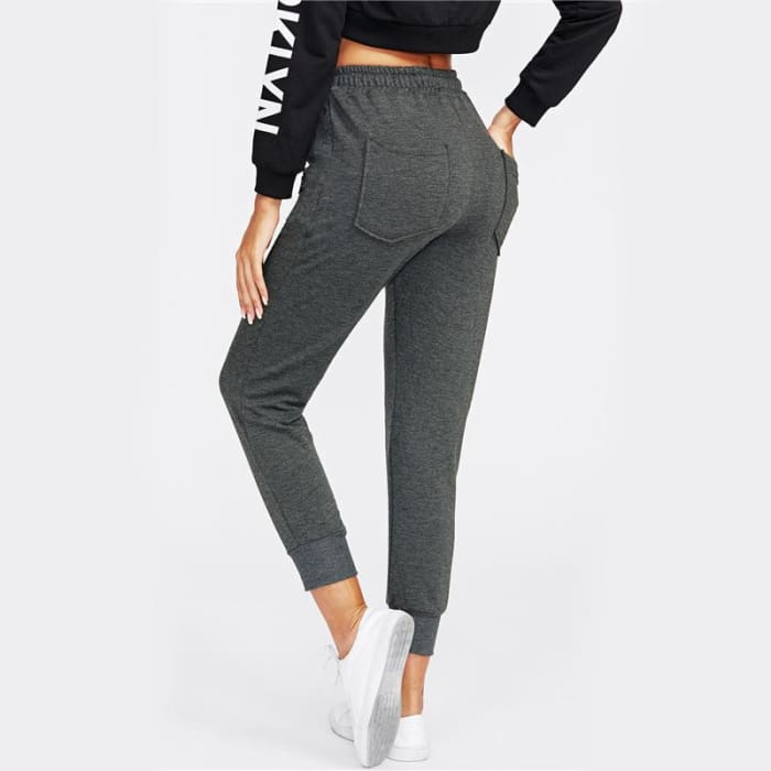 Carrot Sweatpants - Jogging Bottoms