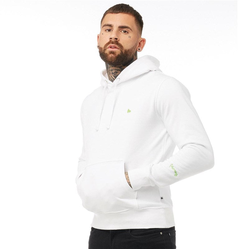 Money Mens Pop Zamac Hoodie White