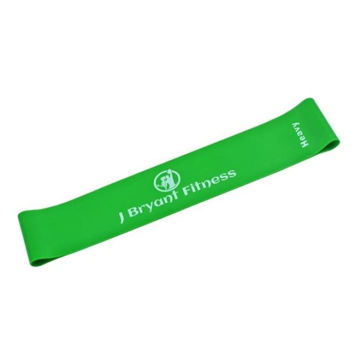 Resistance Rubber Band - Green - Elastic Band
