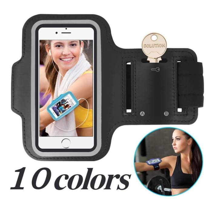 Running Armband For Iphone - Phone Holder