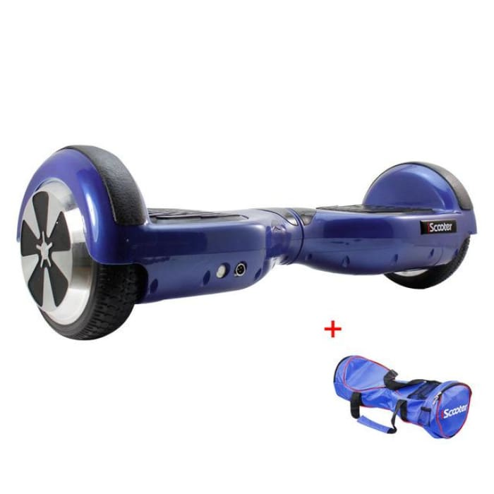 Two Wheels Self Balance Scooter Hover Board With Carry Bag - Mineandhers.com