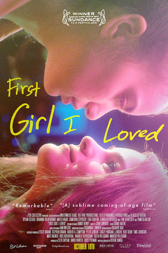 'First Girl I Loved' Official Poster