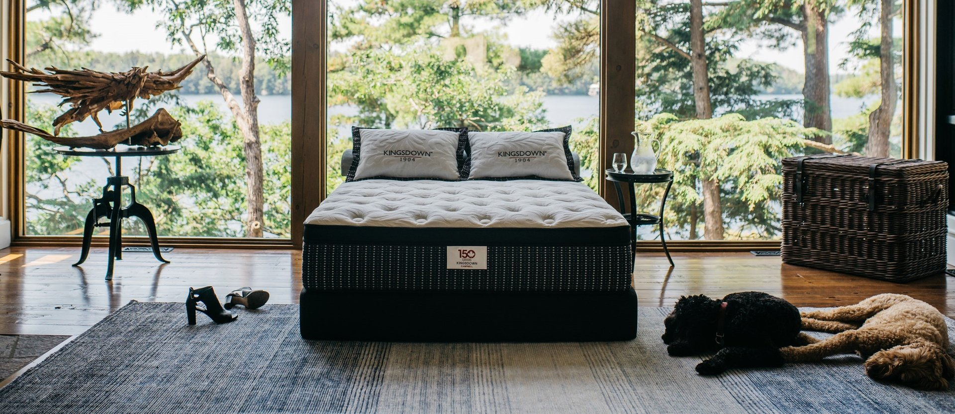 We are an Authorized Tempur-Pedic® Product Dealer