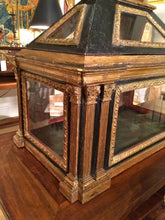 Italian Neoclassical Reliquary Case or Vitrine - Large Scale!