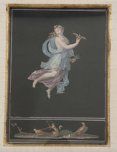 Six Hand Colored Etchings by Michelangelo Maestri, after Raphael, 18th Century