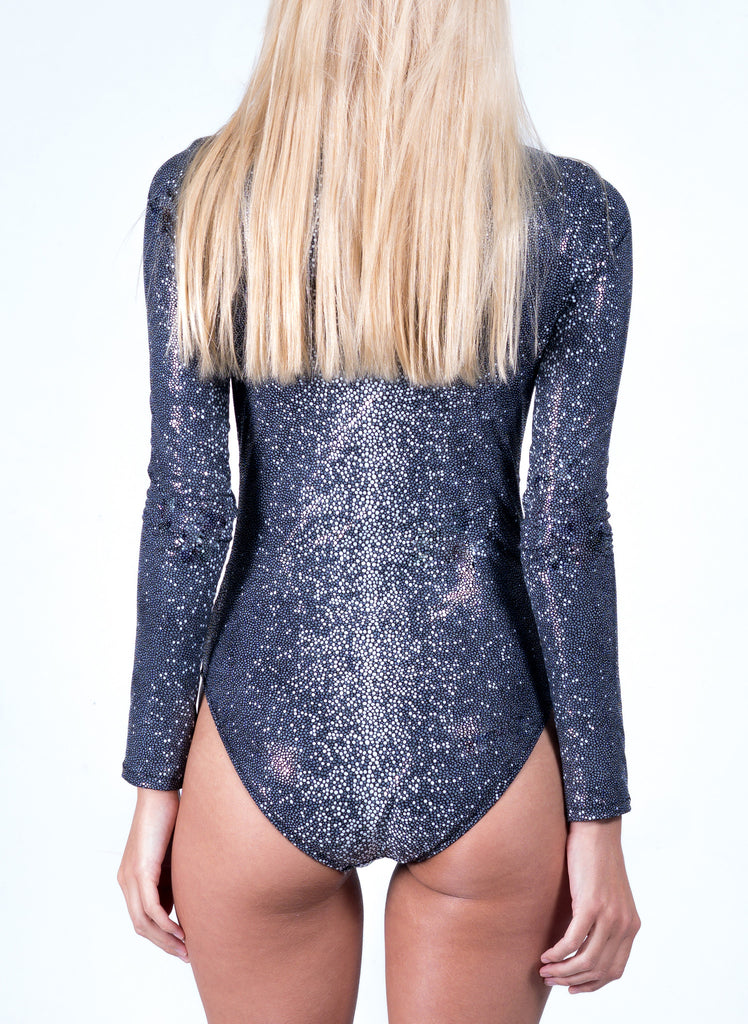 DELPHINE LONG SLEEVE ONE PIECE
