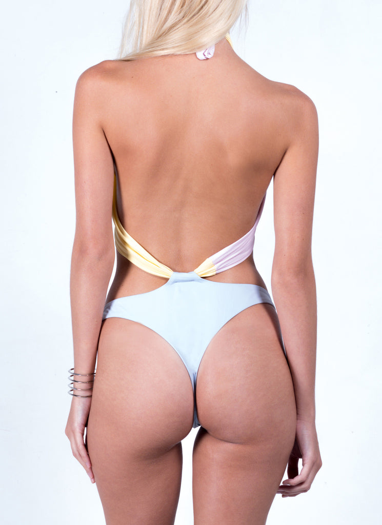 SHOWPONY 3 TONE ONE PIECE