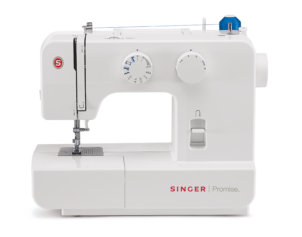 Singer Sewing Machine Promise 1409, 9 Built-in Stitches and 15 Stitch Functions