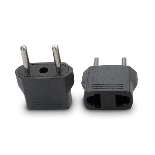Plug Adapter for Asia or Europe - Popularelectronics.com
