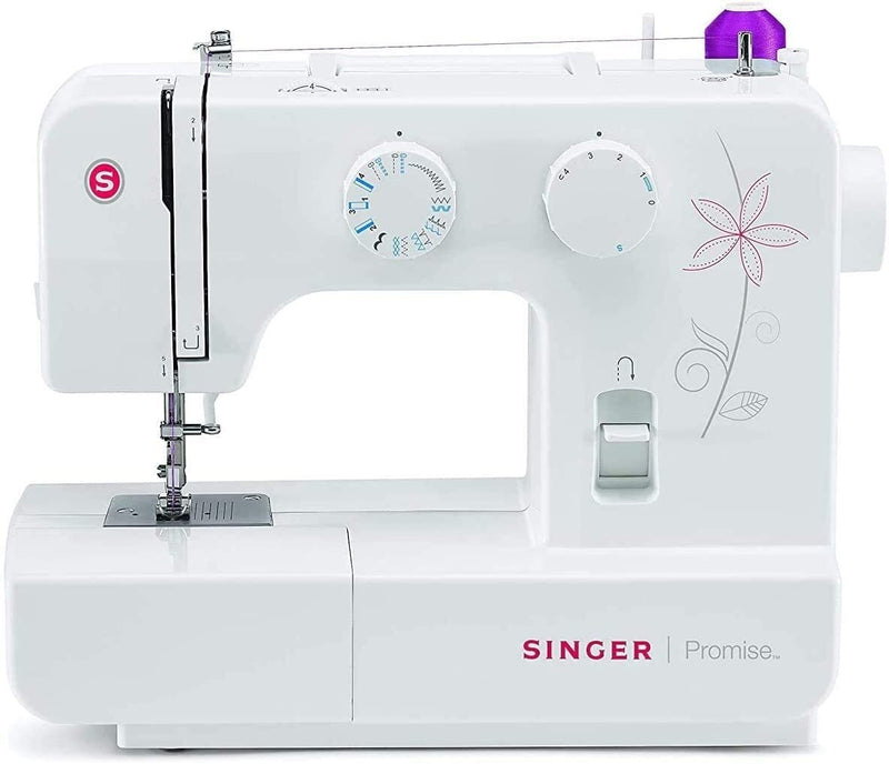 Singer Promise 1412 Sewing Machine, White