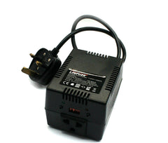 LiteFuze 100 Watts Voltage Converter Transformer Step UP/Down - Popularelectronics.com