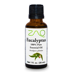 ZAQ Eucalyptus Pure 100% Essential Oil
