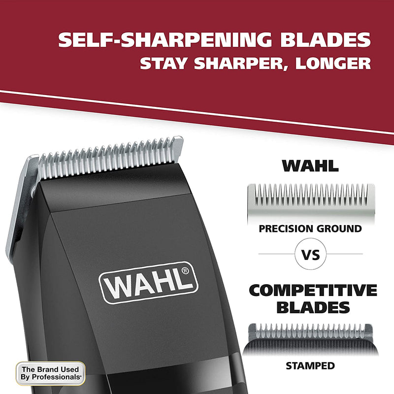 Wahl Hair Clipper and Trimmer Combo Styling Kit