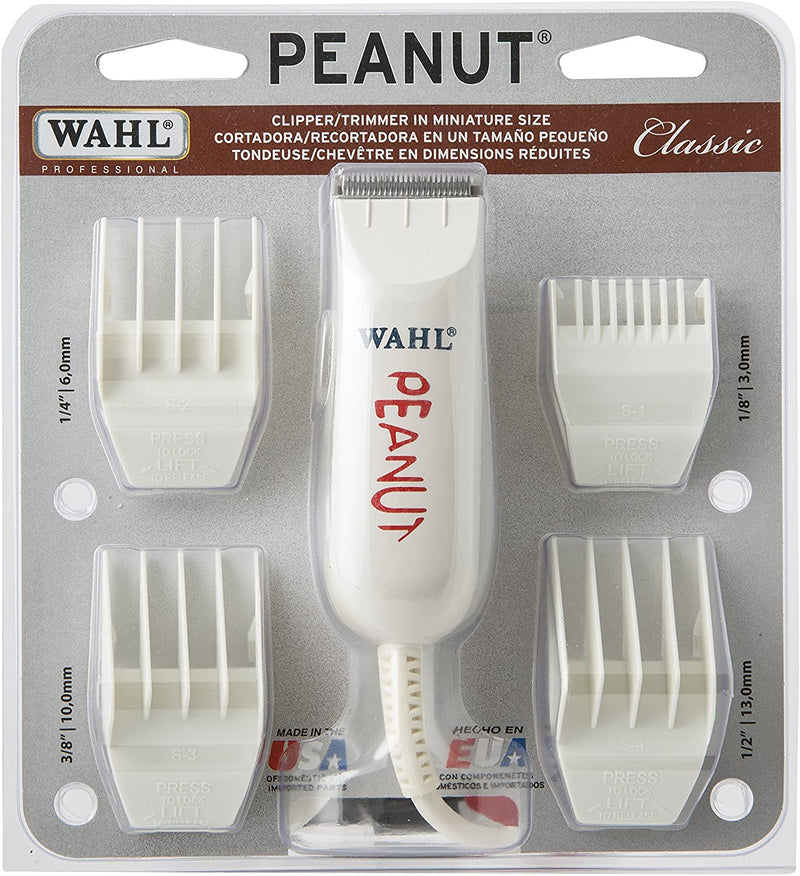 Wahl Professional Peanut Classic Hair Clipper/Trimmer