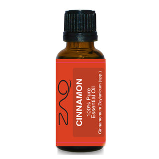 ZAQ Cinnamon Pure 100% Essential Oil 15ml - Popularelectronics.com