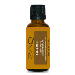 ZAQ Clove Pure 100% Essential Oil 15ml